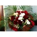 Букет от рози - класически